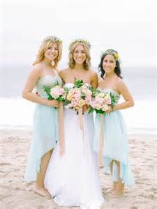 beachy bridesmaid dresses 21 colorful bridesmaid dresses 2015