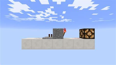 redstone l chandelier minecraft minecraft syst 232 me de redstone invers 233