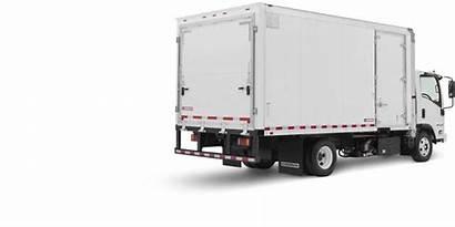 Morgan Van Proscape Truck Features Standard