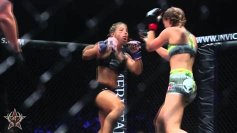 2016 Female Mma Fighter Ufc Strawweight Tecia Torres Youtube