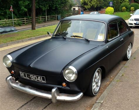 Vw Fastback Type 3 1600 Tc. Not Beetle
