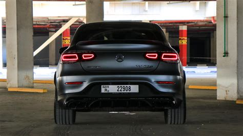 The 2020 glc coupe has undergone an impressive refresh consisting of numerous design changes, technology changes, and additional features. 2020 Mercedes-Benz GLC 63 AMG, the ultimate crossover - Dubai, Abu Dhabi, UAE