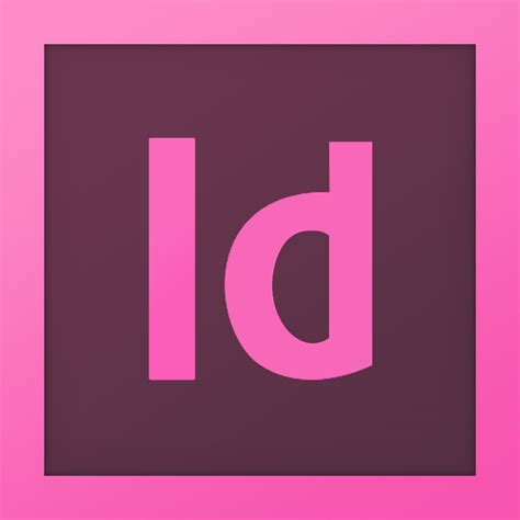 adobe indesign logo image taken from http commons wikimedia org wiki file adobe indesign icon png