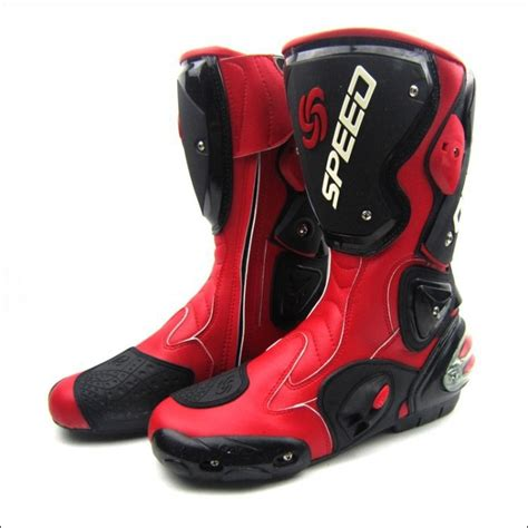 style motorcycle boots new style free shipping motorcycle boots bikers racing