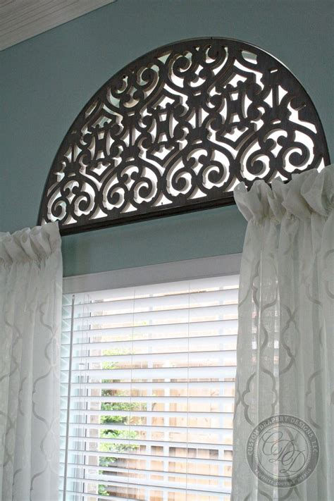 the 25 best arched window coverings ideas on