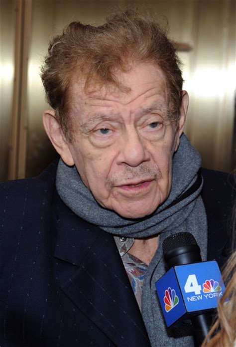 jerry stiller jerry stiller pictures quot the house of blue leaves quot broadway opening night arrivals curtain