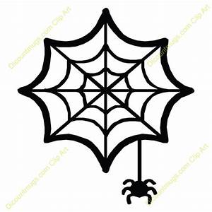 Cute Spider Web Clipart | Clipart Panda - Free Clipart Images