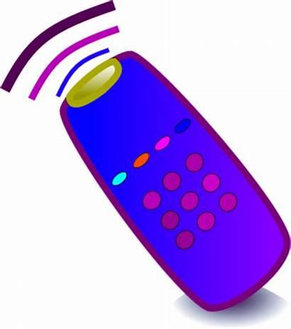 Remote Control Clipart Clip Tv Distant Transparent