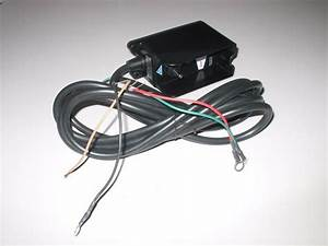 Tommy Gate Switch 4 Wire Tom0987 For Liftgates