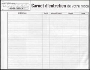 Carnet D Entretien Voiture A Imprimer : cbr 125 forum afficher le sujet mise disposition d 39 une fiche carnet d 39 entretien ~ Maxctalentgroup.com Avis de Voitures