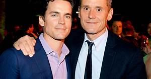Matt Bomer Married Partner Simon Halls Three Years Ago ...