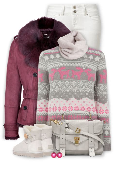 cute winter polyvore outfits  viral polyvore combinations
