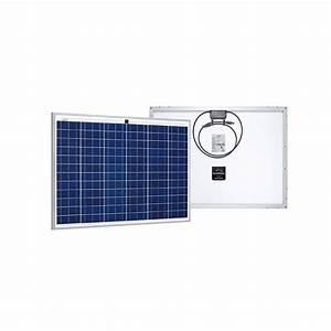 Panneau Solaire 100w : panneau solaire 100w solarworld 24v ~ Nature-et-papiers.com Idées de Décoration