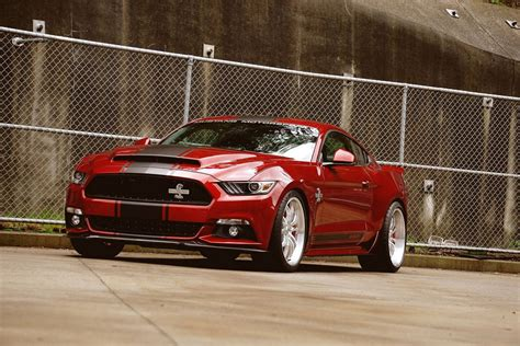 First Rhd 2016 Shelby Super Snake Mustang Arrives In