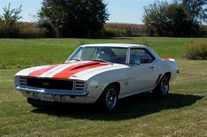1969 Hardtop Pace Car Z10 Chevy Camaro Ss  Rs Coupe