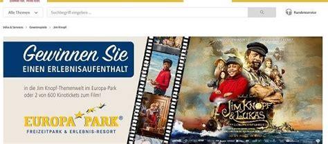 real gewinnspiel jim knopf europa park themenwelt