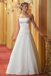 simple a line wedding dress elegant sophisticated and With a line wedding gowns