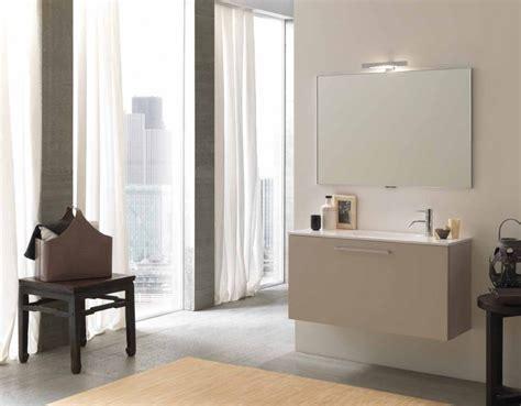 profondità mobili bagno mobile bagno moderno base lavabo profondit 224 ridotta p 35 l