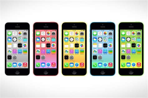 iphone screen changing colors iphone 5c revealed features specs release date