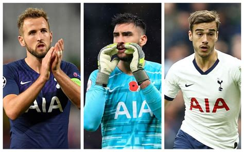 Tottenham team news: Spurs's expected 4-2-3-1 line up in ...