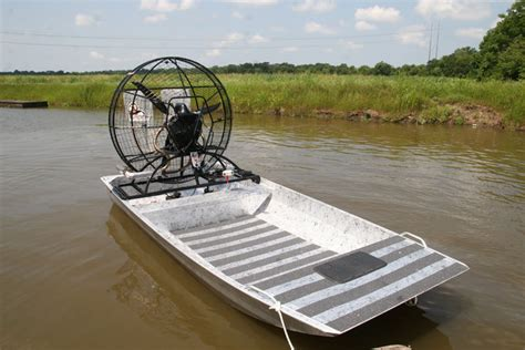 Small But Powerful Boat by Clifton Shoulder Planes Airboat Plans For Sale Tapering
