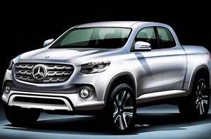 Mercedes X Klasse : mercedes benz pick up x klasse kommt 2017 mercedes benz passion blog mercedes benz smart ~ Maxctalentgroup.com Avis de Voitures