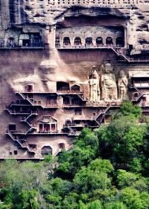 Maijishan Grottoes China
