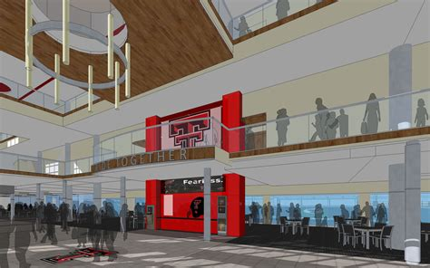 Texas Tech University Athletic Complex Master Plan