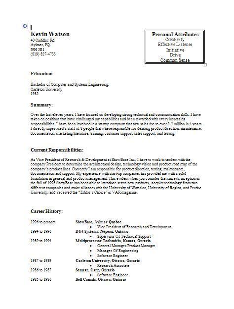 guerrilla resumes guerrilla job hunting job hunting case study kevin