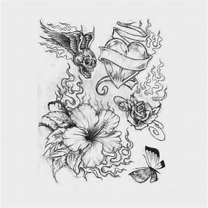 Cool tattoo designs on paper   Hair and Tattoos
