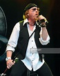 Joseph Williams of Toto performs at Chastain Park ...