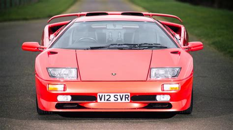 lamborghini diablo sv    sale top gear