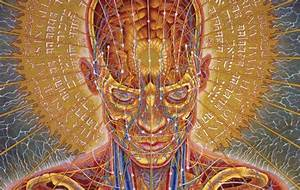 Alex Grey ~ Holy Love