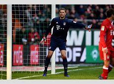 Manuel Neuer returns before Bayern Munich vs Real Madrid