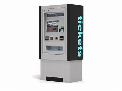 Vending Bank Card Machines Ticket Smart