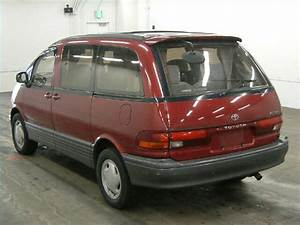 J Cruisers Jdm Vehicles Parts In Canada  1994 Toyota Estima  Previa  Jdm 4wd For Sale In Bc Canada