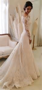 wedding dresses that aren t white lace wedding dresses white ivory the shoulder garden gown 2016 2504980 weddbook