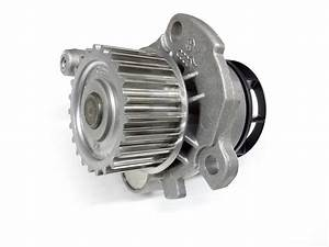 2008 Volkswagen Jetta Engine Water Pump Assembly  Includes