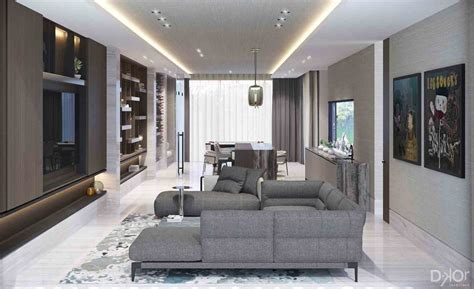 modern mexican home residential interior design