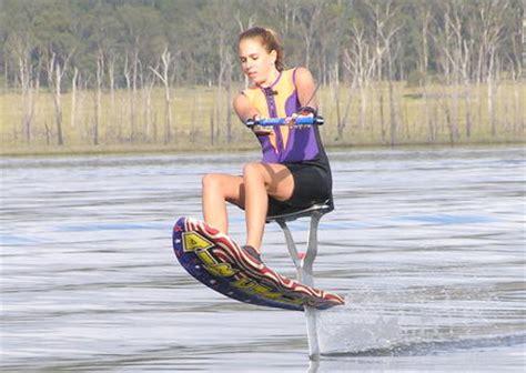 air chair hydrofoil water ski water skiing chair