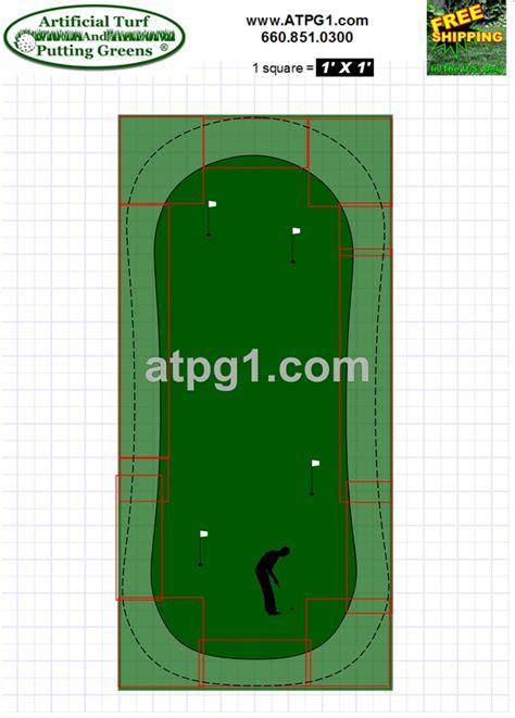 putting green design putting green layout