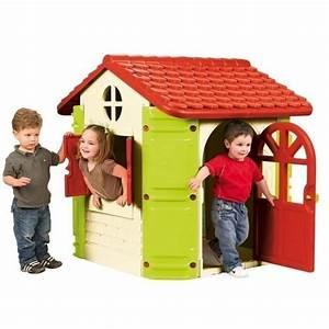 Cabane Enfant Plastique : cabane plastique enfant cabane plastique enfant sur enperdresonlapin ~ Preciouscoupons.com Idées de Décoration