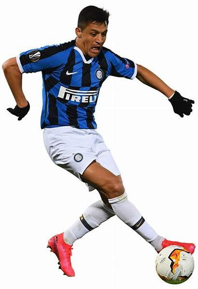 Sanchez Render Alexis Footyrenders Inter Football