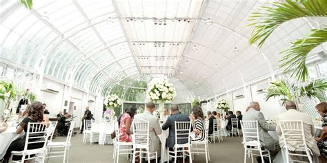 patina events at botanic garden weddings