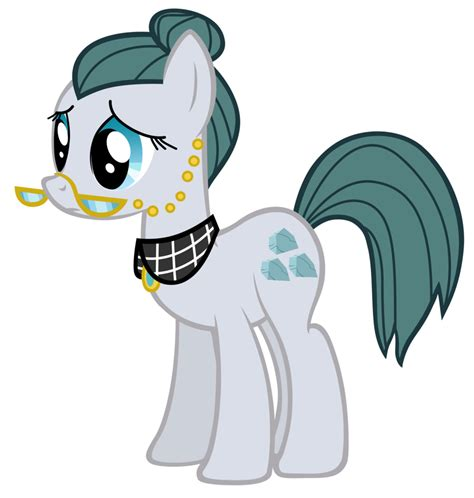 image cloudy quartz vectorpng    pony