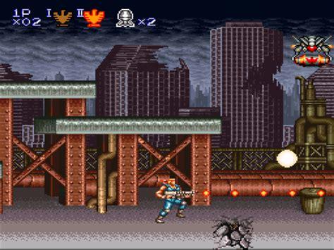 contra iii  alien wars  game gamefabrique
