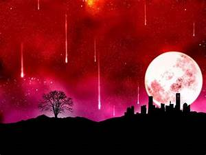 Red Moons in 2014 - Pics about space
