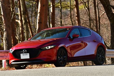 Every consideration has been made so the mazda3 feels as if it were built just for you. MAZDA3 雑記1 : ZAKKI2