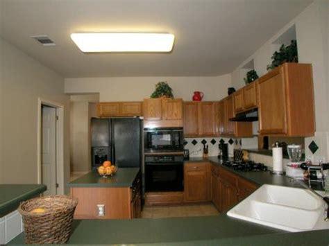 Modern Kitchen Design Fluorescent Kitchen Lighting