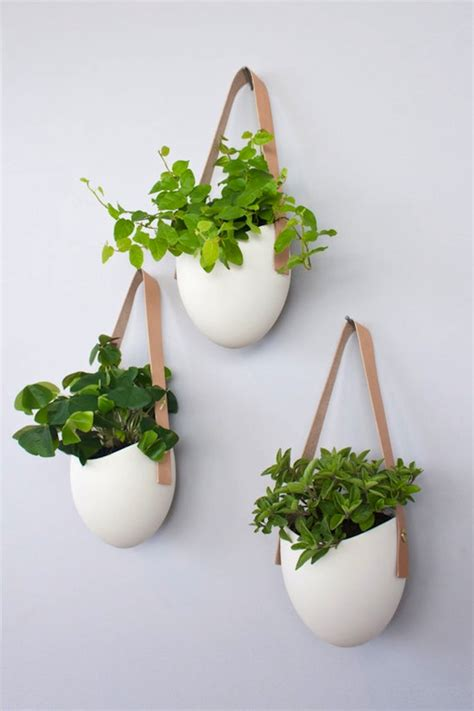 cuisine smit ceramic wall planters by light ladder